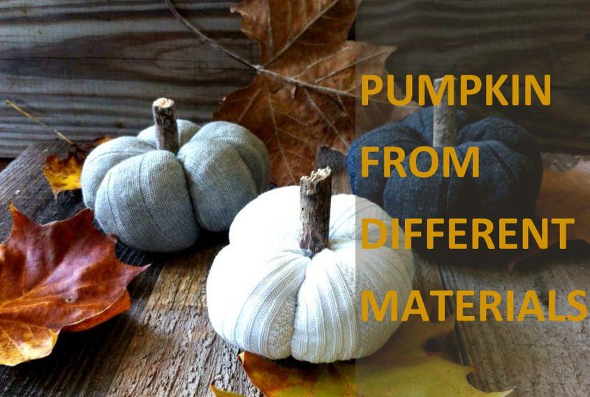 Make-Halloween-Pumpkins-from-Different-Materials