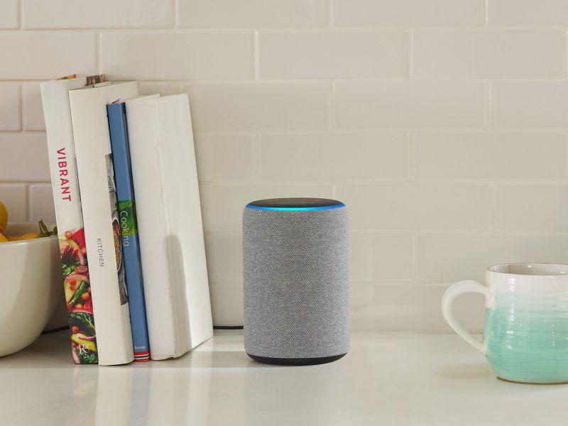 New Amazon Echo Plus