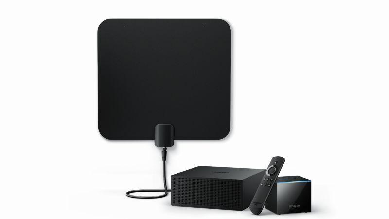 New Amazon Fire TV Recast
