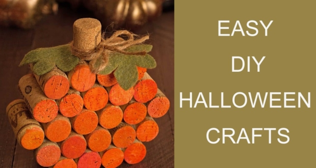 Quick & Easy DIY Halloween Crafts 2018