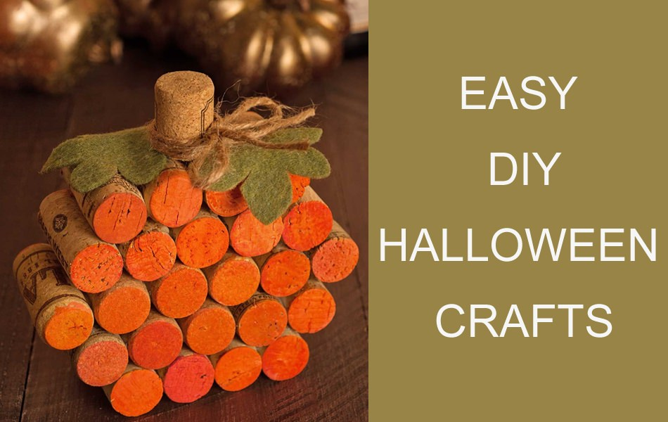 Quick & Easy DIY Halloween Crafts 2018