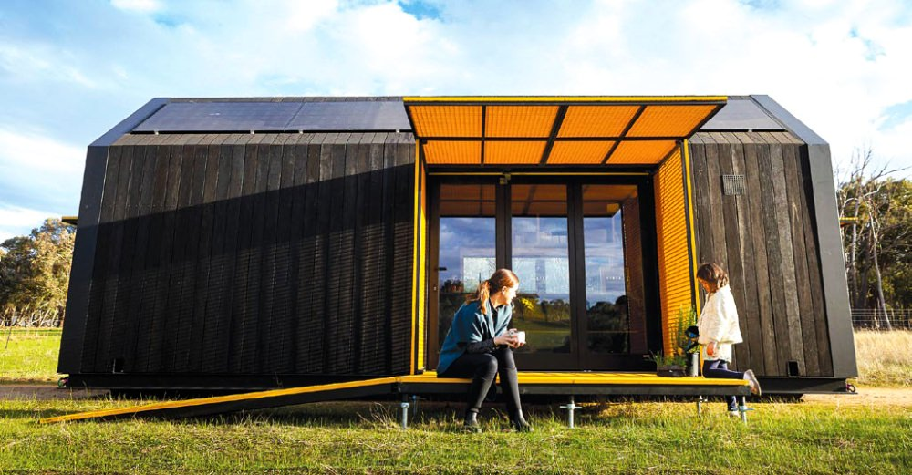 RACV Tiny Home by Peter Maddison
