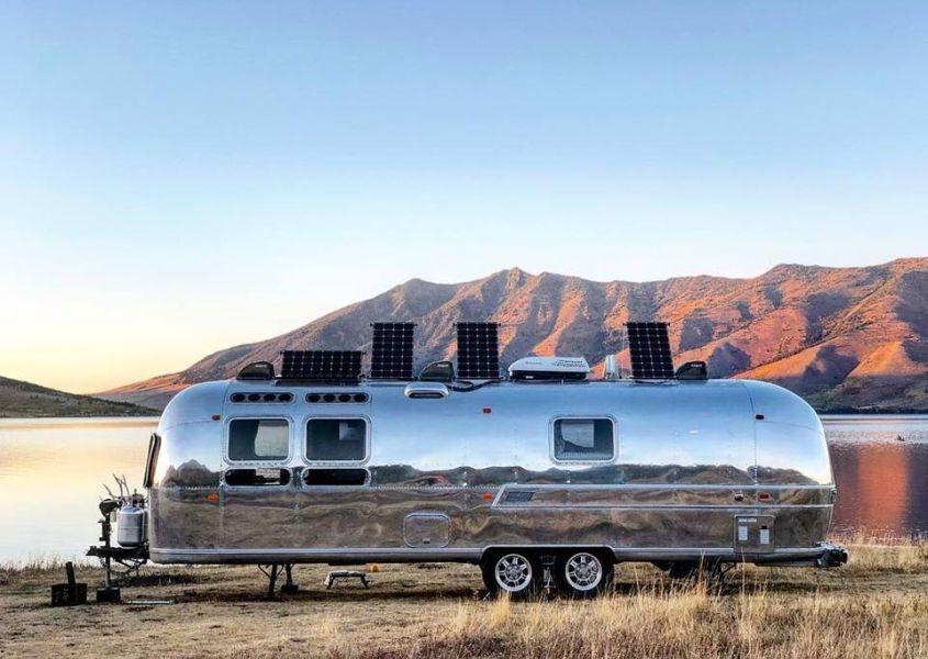 2019 Classic Airstream Trailers to Have Smart Controls