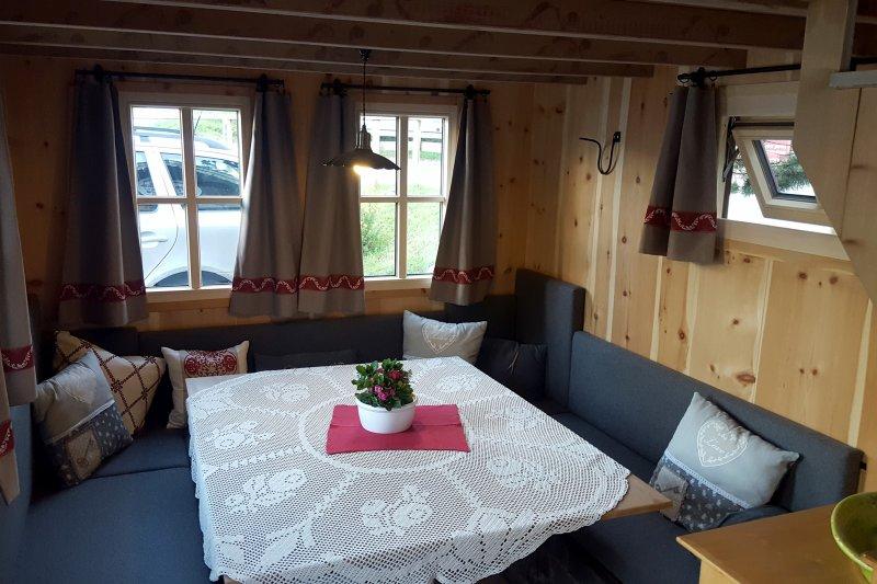 Tiny Tirol House - House on wheels