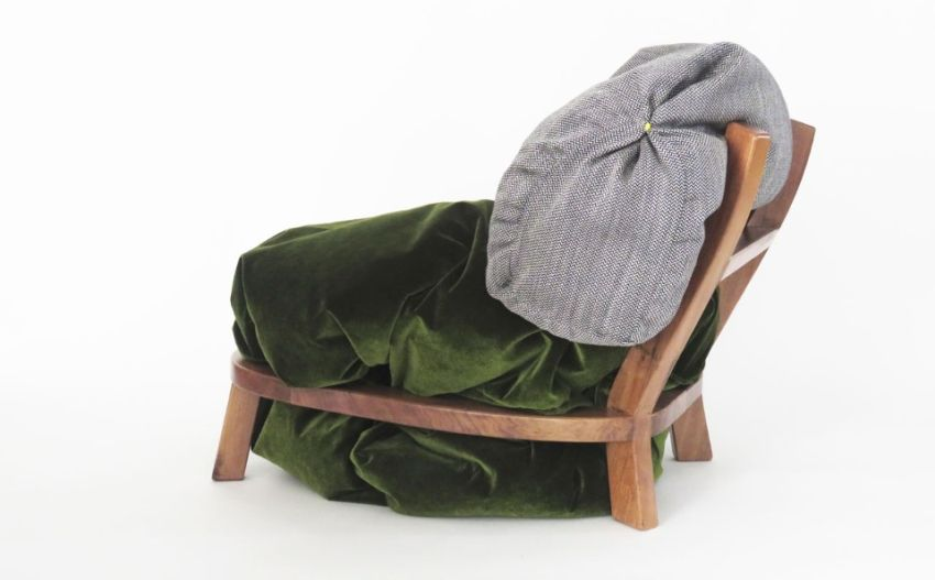 Troll Chair by Anastasia Nysten