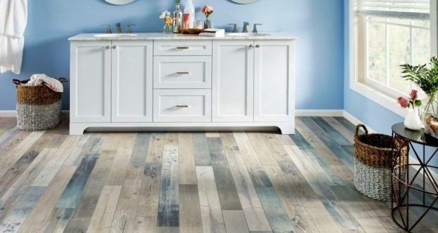 What Furniture and Wall Colors Match with Gray Flooring