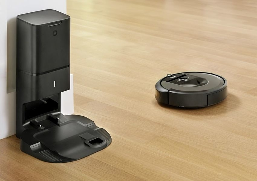 Robotic vacuum cleaner - HomeCrux