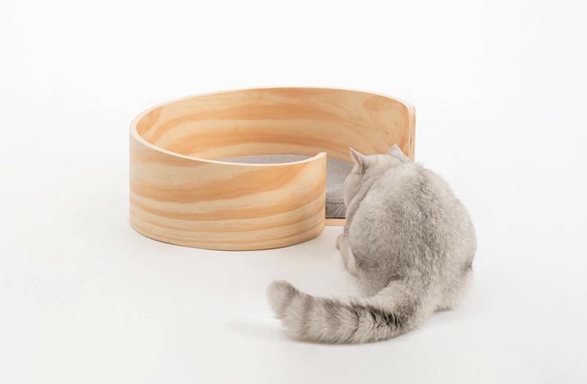 pidan-sea-snail-cat-bed