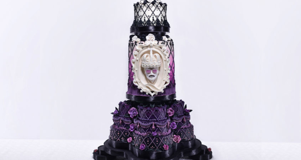 Baking Artist Christine McConnell's Freddie Mercury Cake_13