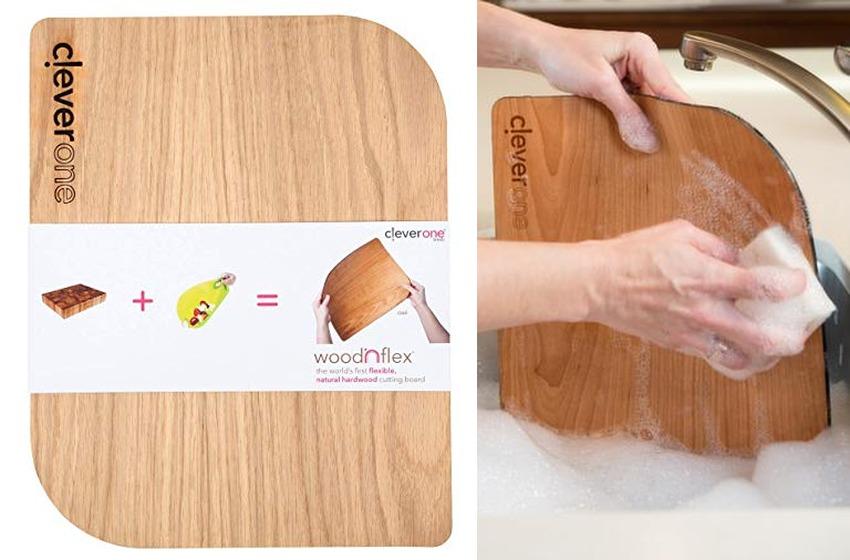 CleverOne woodNflex Cutting Board