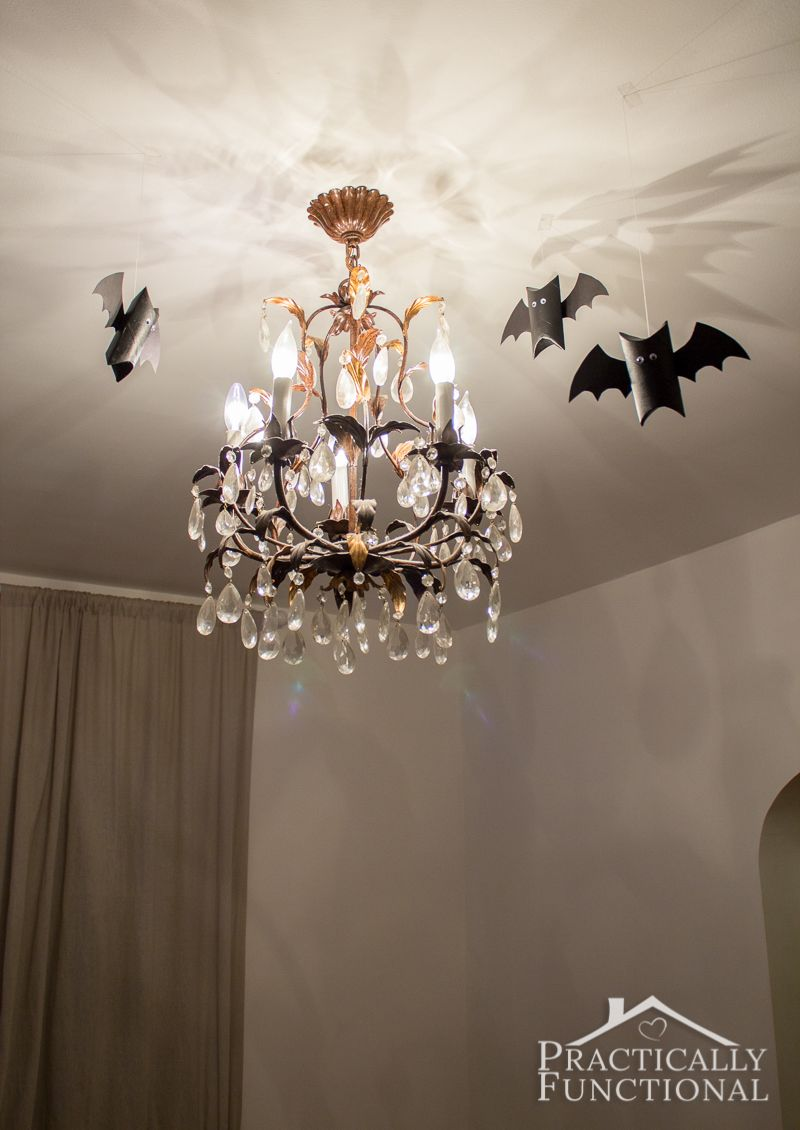 30 Super Easy and Fun Last Minute DIY Halloween Decorations