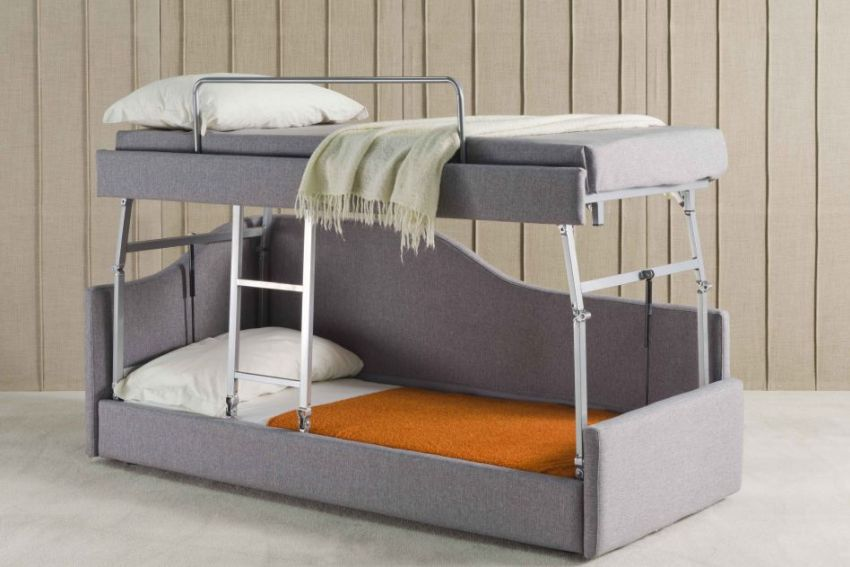 Divano letto sofa bed allows you to sit or sleep at your for Divani a letto