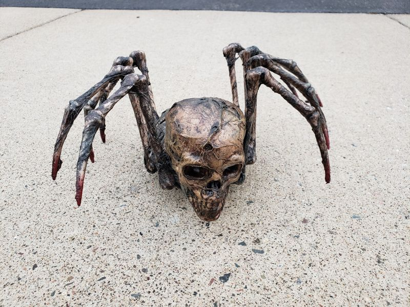 How to Corpse Skeleton Prop for Halloween