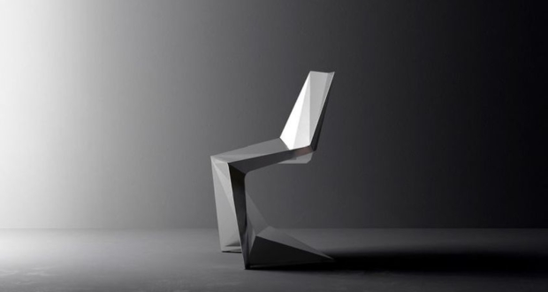 Karim Rashid Designs Voxel Chair for Vondom