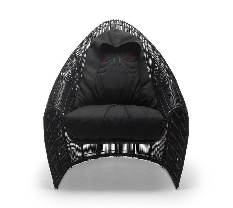 Kenneth Cobonpue's Star Wars furniture collection