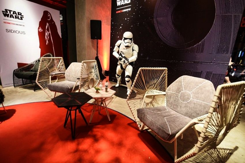 Star Wars Inspired Furniture Homecrux