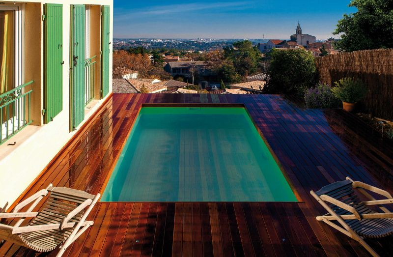 LIFT'O Turns Your Swimming Pool into Terrace