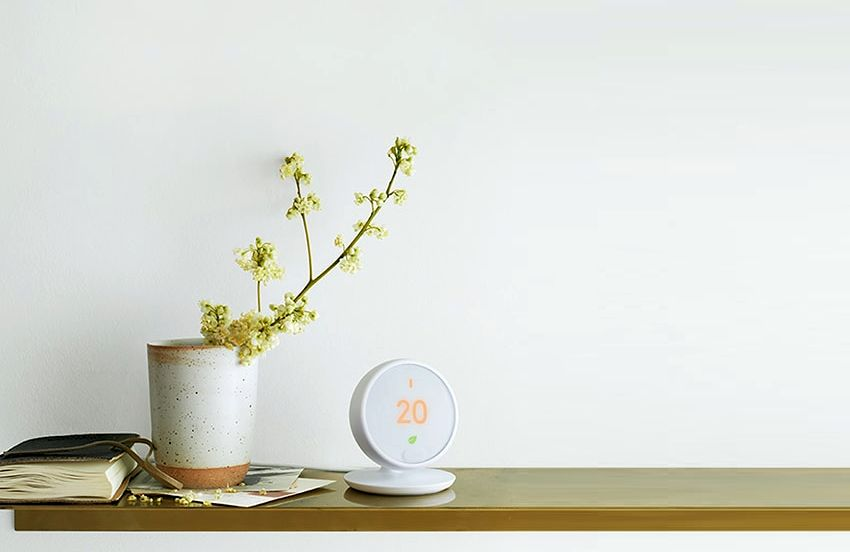Nest Thermostat E - Smart heating system