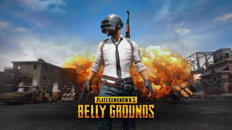 Players Unknown Belly Grounds - PUBG Restaurant Jaipur