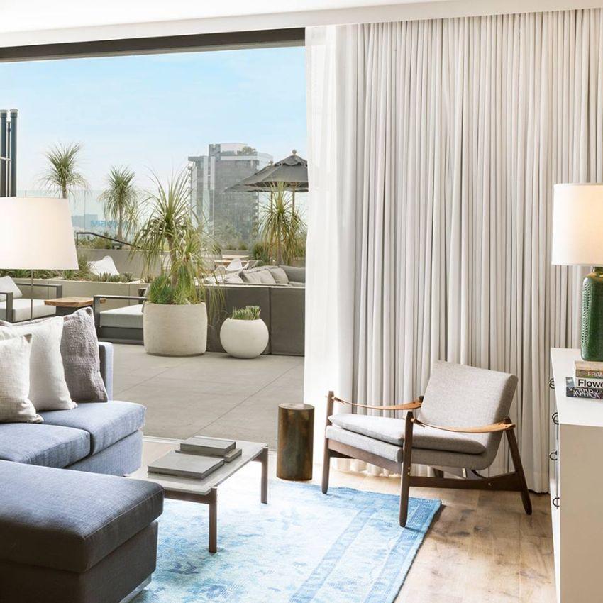 Room 301 Hollywood Kimpton Everly Hotel