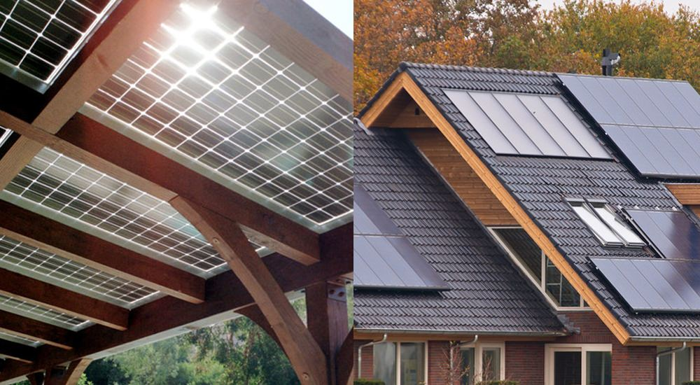 Solar Patio Vs Rooftop Panels Which One Is Better