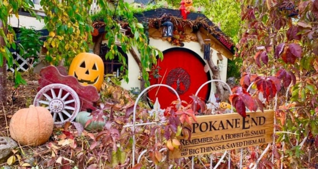 Spokane End Hobbit House