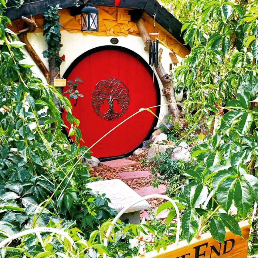 Spokane End Hobbit House