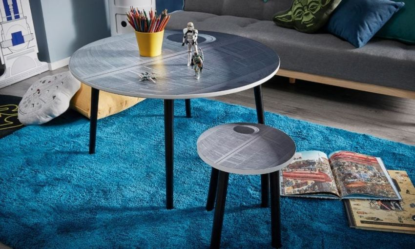 Star Wars Death Star table