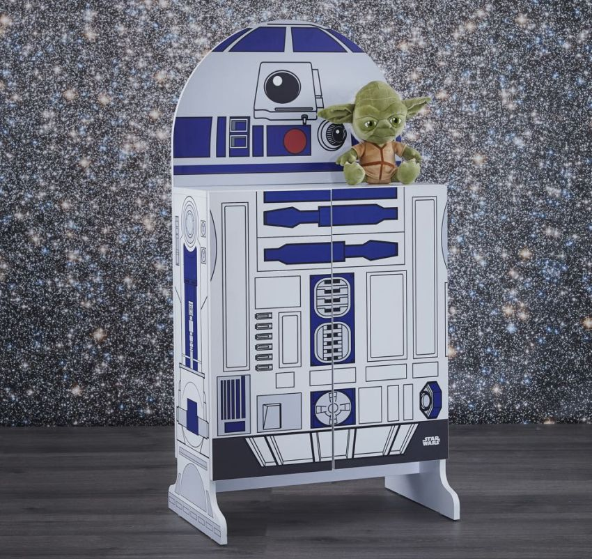 Star Wars R2-D2 Cupboard