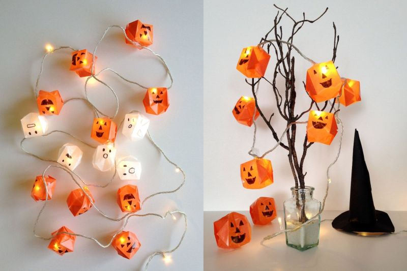 23 Super Easy and Fun Last-Minute DIY Halloween Decorations