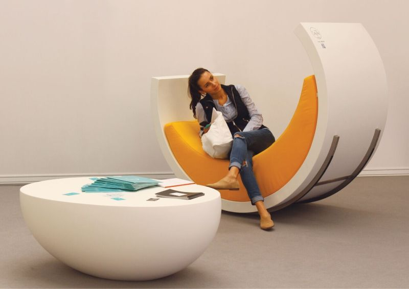 The Berço Rocking Chair