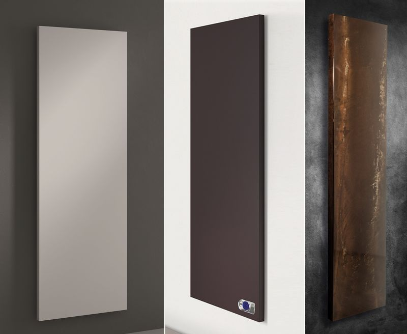 Tonon Forty's Pierrot Line of Radiators with Replaceable Front Cover