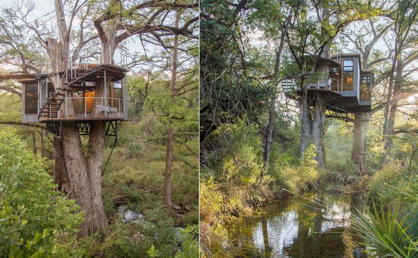 Yoki Treehouse by ArtisTree