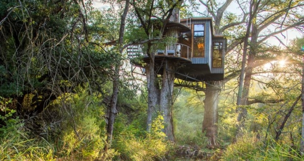 Yoki Treehouse by ArtisTree