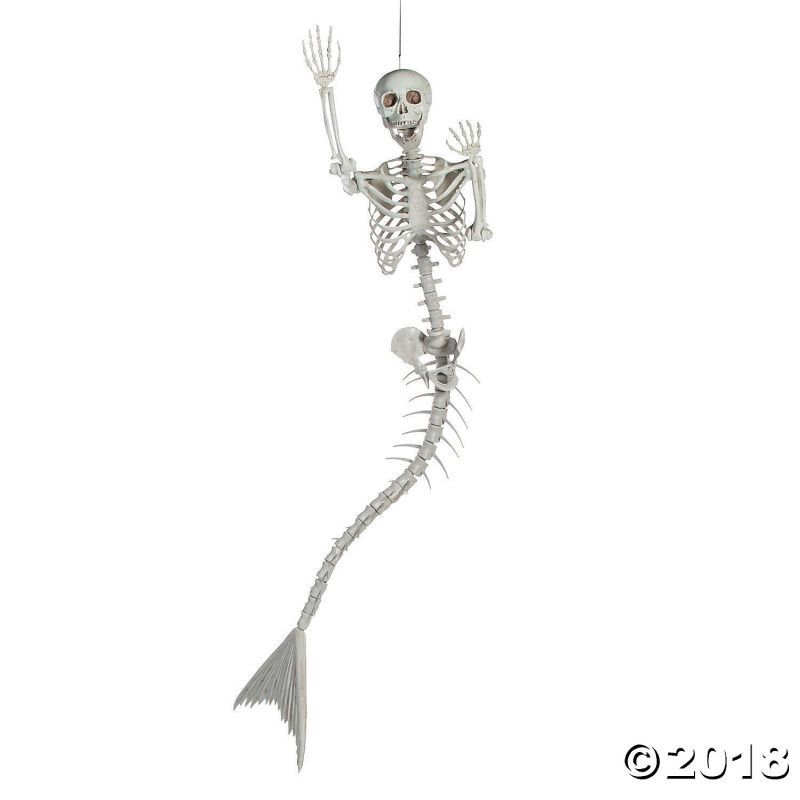 Mermaid Skeletons are a Thing Now, and You can Buy It for $60