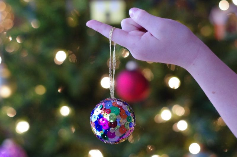 40+ Homemade Christmas Tree Ornaments You can DIY This Year