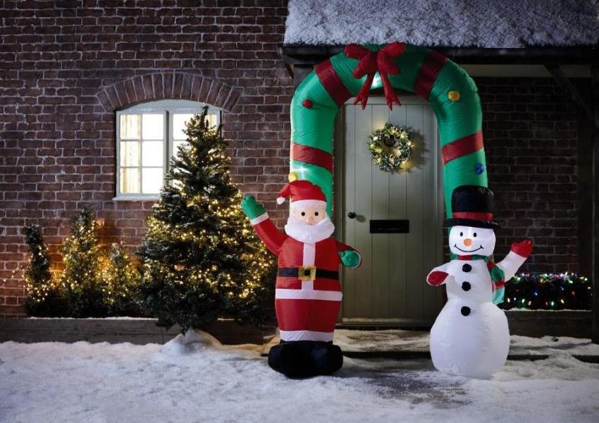 Aldi Ireland Christmas Decoration