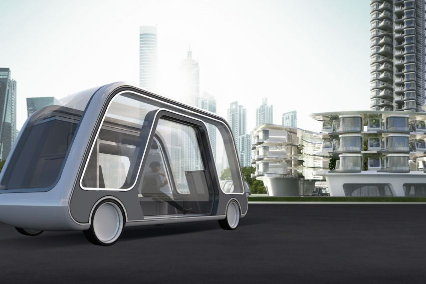 Autonomous Travel Suite