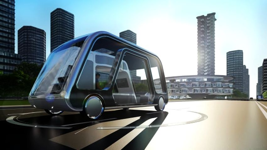 Self Driving Hotel Room May Become The Best Way To Travel