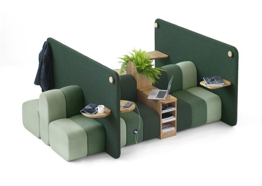 Bob Job Modular Work Sofa by Blå Station_8