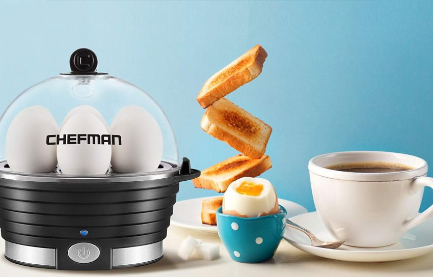 Chefman Electric Egg Boiler - Gifts for boyfriend