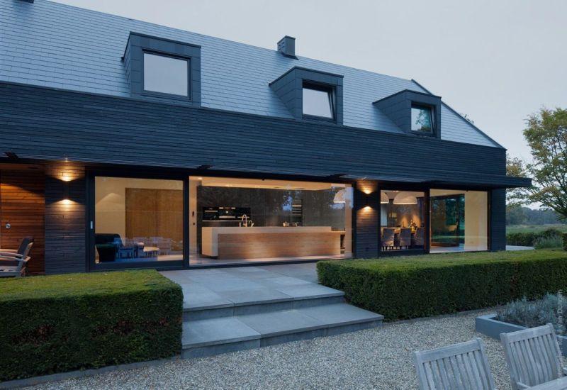 Modern Dormer windows design