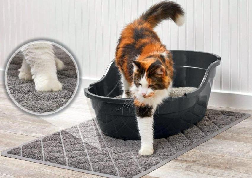 Gorilla Grip Cat Litter Mat