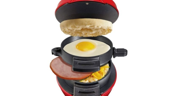 Hamilton Electric sandwich maker - gifts for him