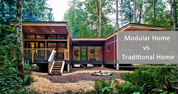 Modular Home vs. Traditional Home