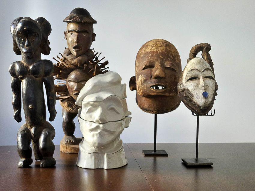 Mr. J Stoneware by Tcherassi Vilató