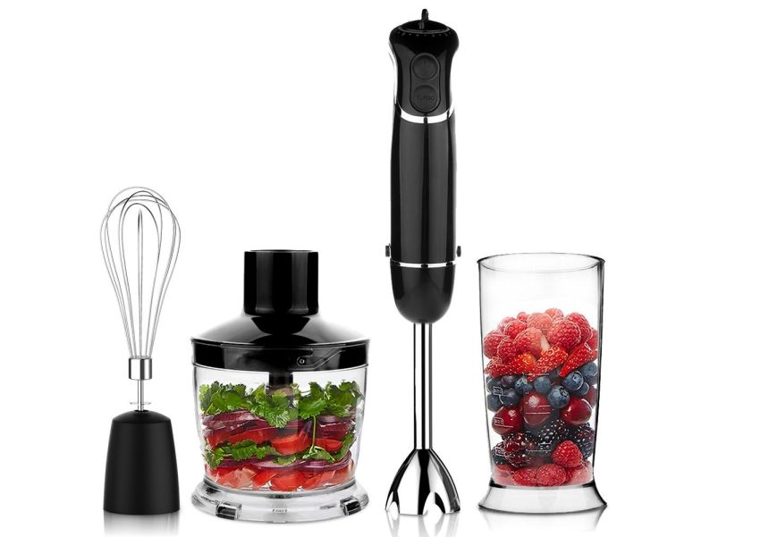 OXA Smart Powerful 4-in-1 Immersion Hand Blender - Christmas gift ideas for him