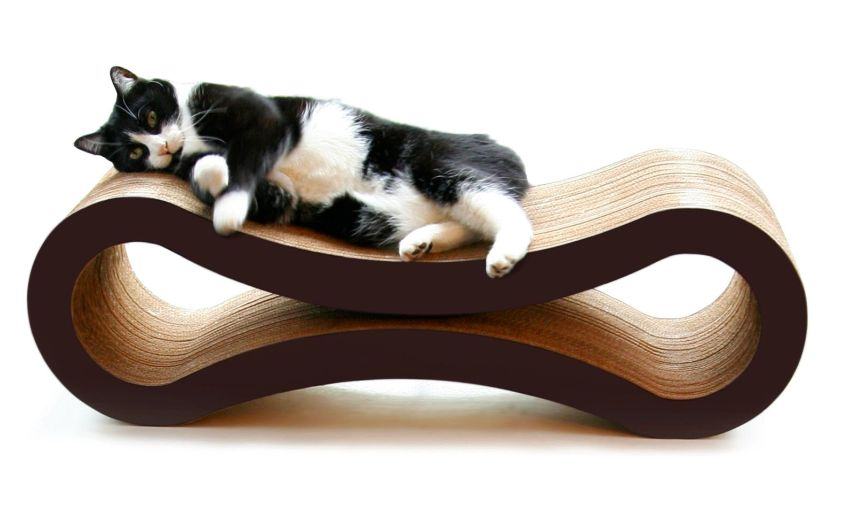 PetFusion Ultimate Cat Scratcher Lounge - Cat furniture