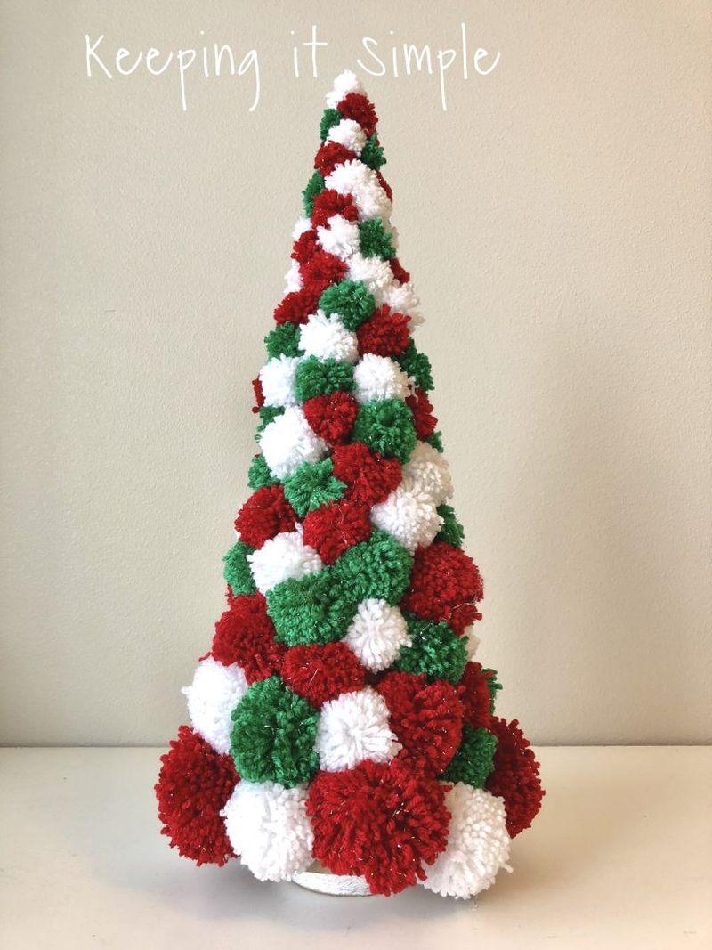 40 Alternative Christmas Tree Ideas Diy Christmas Trees For 2020