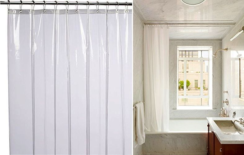 Shower Curtain Liner - Gift ideas for him